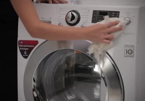Faça você mesmo a limpeza periódica da sua Lava e Seca